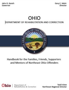 Handbook for the Families, Friends, Supporters and Mentors of Northeast Ohio Offenders
